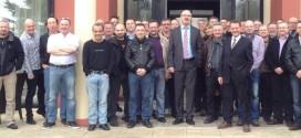 Notre Conseil Syndical élargi aux Délégués Syndicaux 2014