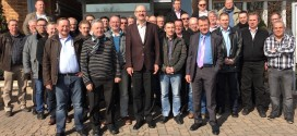 Notre Conseil syndical élargi aux Délégués Syndicaux 2015