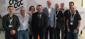 Notre délégation au Congrès Métallurgie 2015