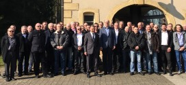Réunion des Délégués Syndicaux à Volkrange le 18 mars 2016