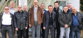 Réunion du Conseil Syndical, à Metz le 7 avril 2017