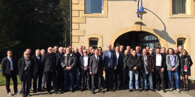 Notre Conseil syndical élargi au Délégués syndicaux 2016